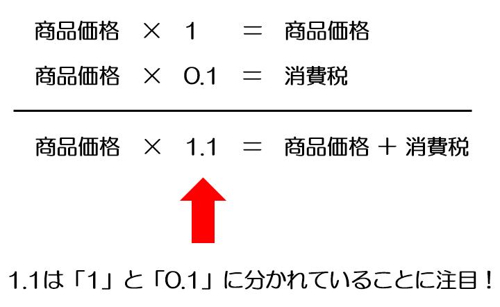 計算 内 税 消費税10%計算(税込・税抜・内税)の仕方は?日常の簡単な方法を紹介!